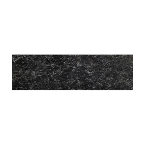 หินธรรมชาติ 5x20 หินควอตไซส์ ดำ ผิวหน้าธรรมชาติ  NSD-NQ-005-0520