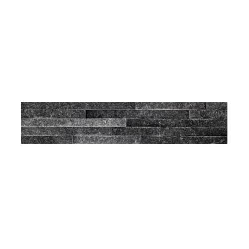 หินธรรมชาติ 6x30 สันหินกาบน้ำตก สีคริสตัลบลู  NSD-GSD-005-0630