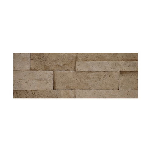 หินธรรมชาติ 10x30 หินอ่อนจิ๊กซอ ทราโวทีน  NSD-JSMB-002-1030