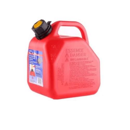 SCEPTER ถังบรรจุน้ำมันเอนกประสงค์ 5L  0-7081  สีแดง