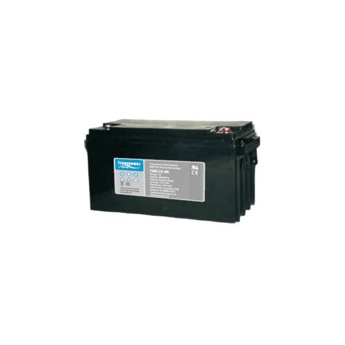 Transpower แบตเตอรี่ TGEL12-65 สีดำ