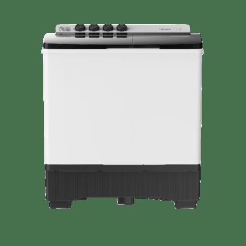 MIDEA เครื่องซักผ้า 2 ถัง 11 kg. MT100W110 สีขาว