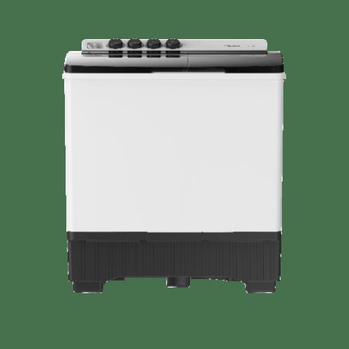 MIDEA  เครื่องซักผ้า 2 ถัง 13 kg. MT100W130 สีขาว