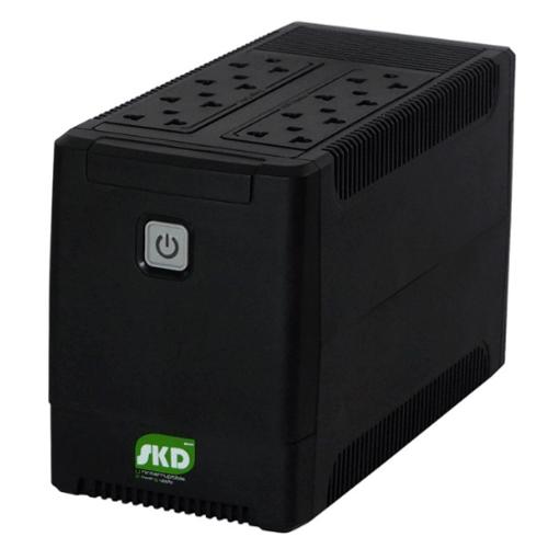 SKD เครื่องปรับแรงดันไฟฟ้าแบบพกพา  UPS Protech-850