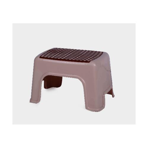 UCHI เก้าอี้พลาสติกทรงเตี้ย KYZ89-BN สีน้ำตาล
