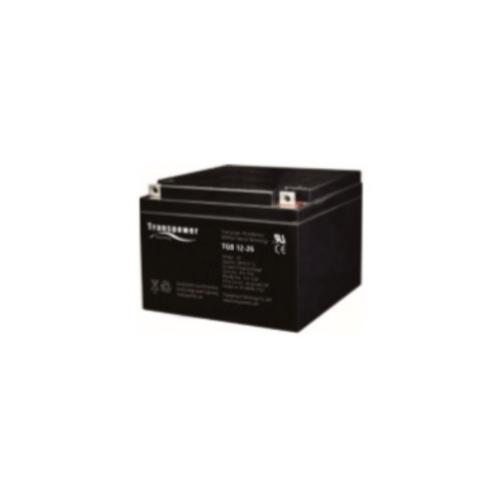 Transpower แบตเตอรี่ TGB12-26 สีดำ