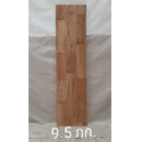SJK  ลูกบันไดไม้สักประสาน เกรดB  1.1/2 30x120ซม. SJK01