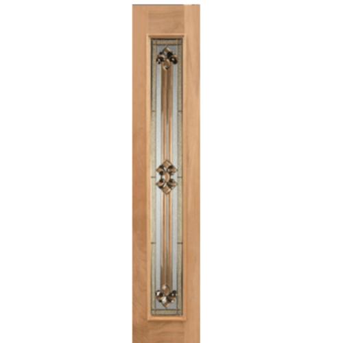 MAZTERDOOR ประตูไม้เรดเมอร์รันตี ขนาด 40x245 cm Jasmine-04