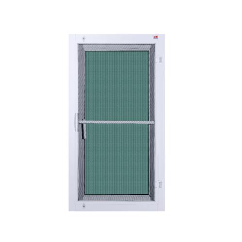 A-Plus หน้าต่างบานเปิด ขนาด 0.60x1.10m.  A-WO/005+มุ้ง สีขาว