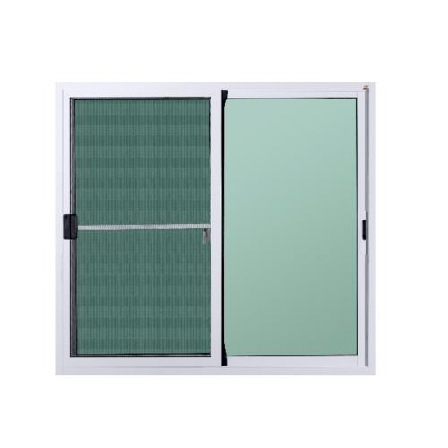 A-Plus หน้าต่างบานเลื่อนสลับ ขนาด 1.20m.x1.10m. (พร้อมมุ้ง) A-P/001