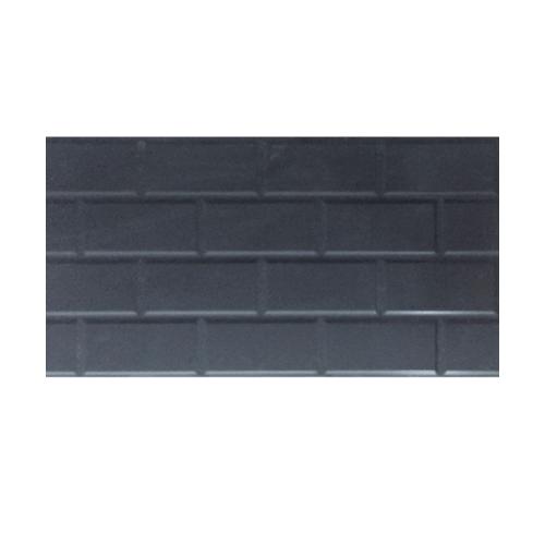 Marbella กระเบื้องบุผนัง 30x60 Brick Black HY36004 (9P) A.