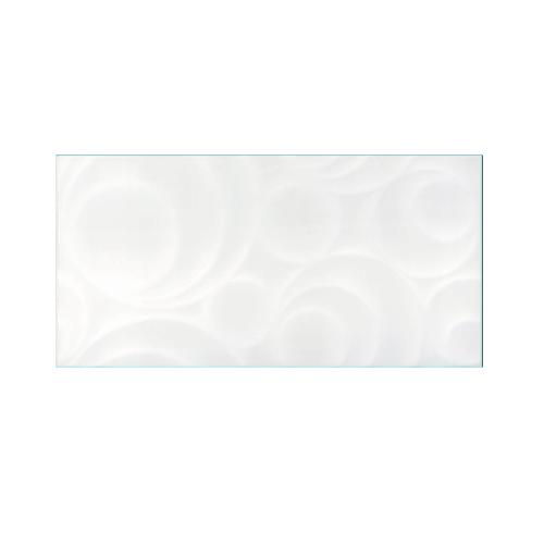 Marbella 30x60 กระเบื้องบุผนัง Bubble White  TR3607 (9P) A.