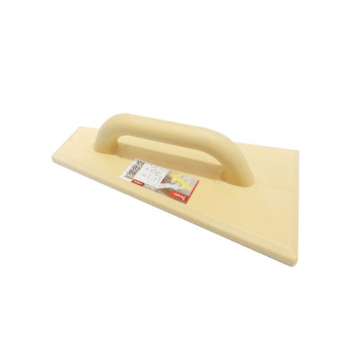 HUMMER เกียงฉาบปูน ขนาด 18X35 ซม. YDH008 สีเหลือง