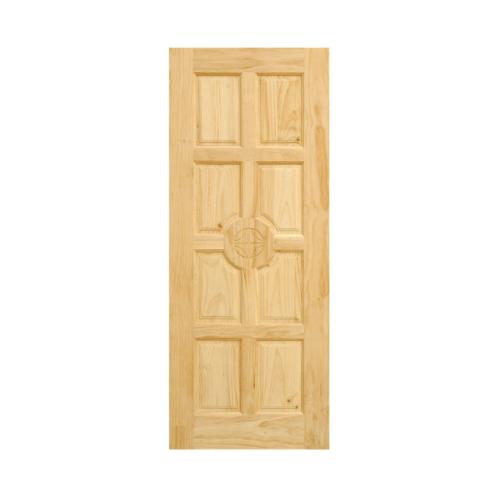 D2D ประตูไม้สนนิวซีแลนด์ ขนาด 80x200 ซม. Eco Pine-013