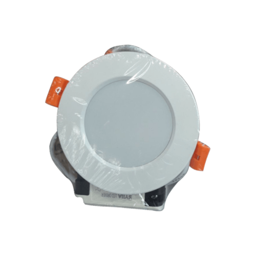 SYLLA ดาวน์ไลท์ฝังฝ้า แบบกลม Φ85 mm   9W Die-casting ultra-thin