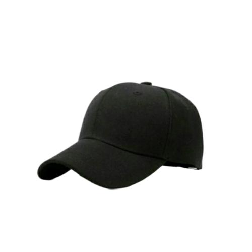 USUPSO หมวกแก๊ป  baseball สีดำ