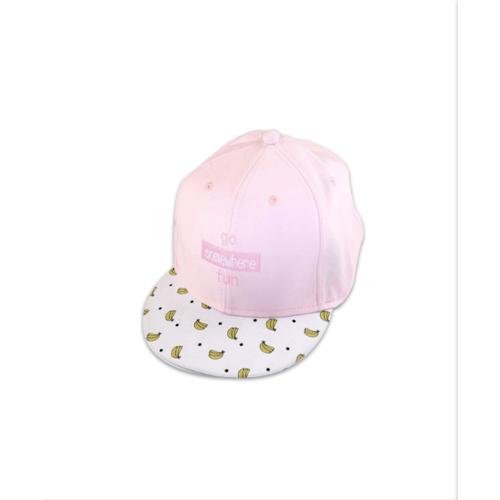 USUPSO หมวกแค้ปเด็ก - สีชมพู