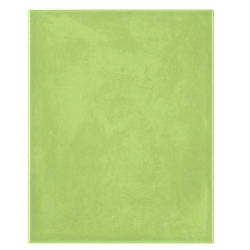 Duragres กระเบื้องปูผนัง-8x10ไอซี่-เขียวA. L-313 ไอซี่ A. ผิวเงา ( Glossy ) เขียว