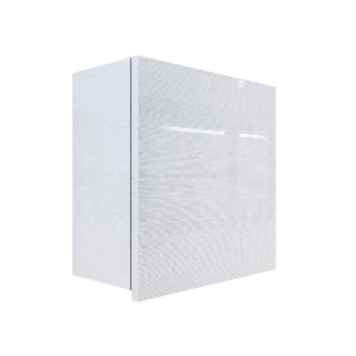 MJ ตู้เขวนบานเปิดเดี่ยว HG-W606 -WW สีขาว