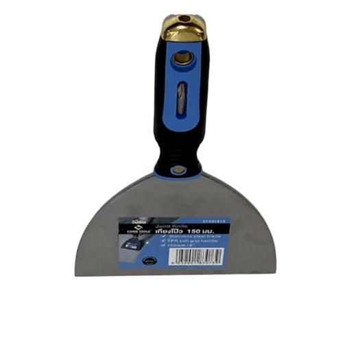 VINON TOOLS เกียงโป๊ว 150 mm. 01031915 สีโครเมี่ยม