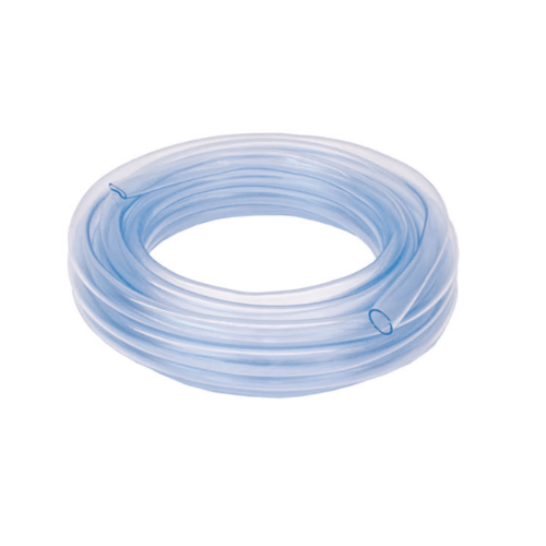 ท่อยางไทย สายยางใส 3 - 25ม สีฟ้า
