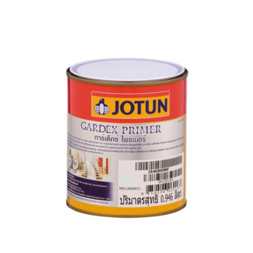 JOTUN การ์เด็กซ์ไพรเมอร์เกรย์ ขนาด1ลิตร GARDEX PRIMER  GREY       เทา