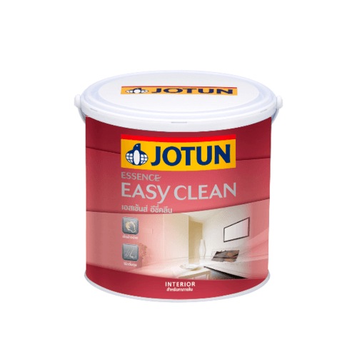JOTUN สีน้ำภายใน กึ่งเงา เบสเอ 3.6ลิตร Essence Easy Clean SG ขาว