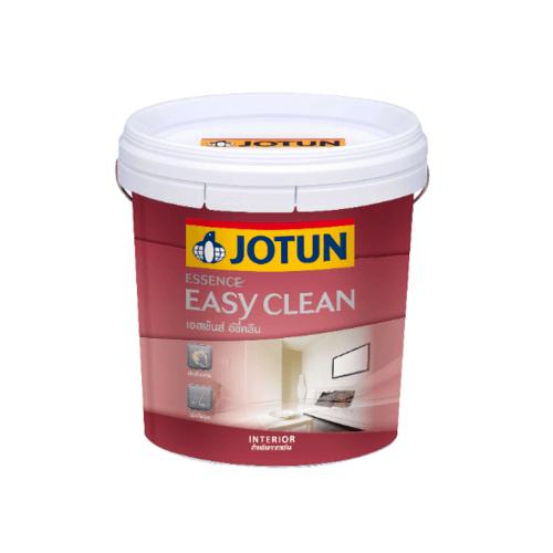 JOTUN สีน้ำภายใน กึ่งเงา เบสบี 9ลิตร Essence Easy Clean SG ขาว