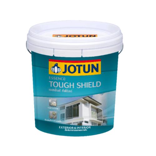 JOTUN สีน้ำภายนอก กึ่งเงา เบสบี  9ลิตร ESSENCE TOUGH SH SG ขาว