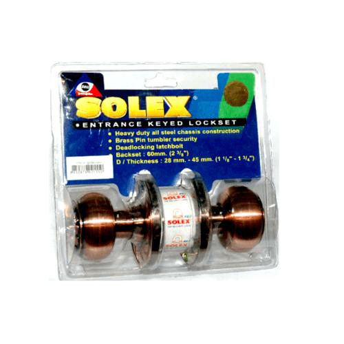 SOLEX ลูกบิด (แผง) 9790 AC