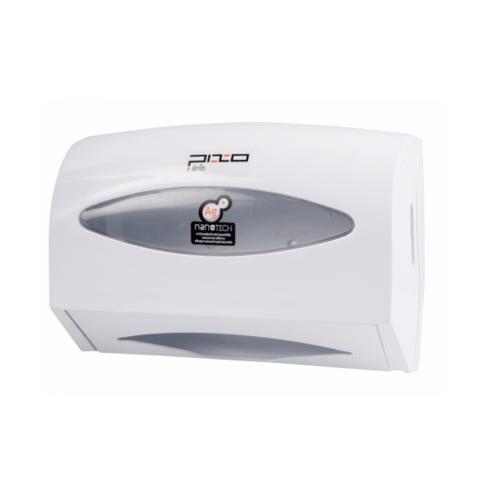 กล่องใส่กระดาษเช็ดมือ  FS 041 ขาว ขาว