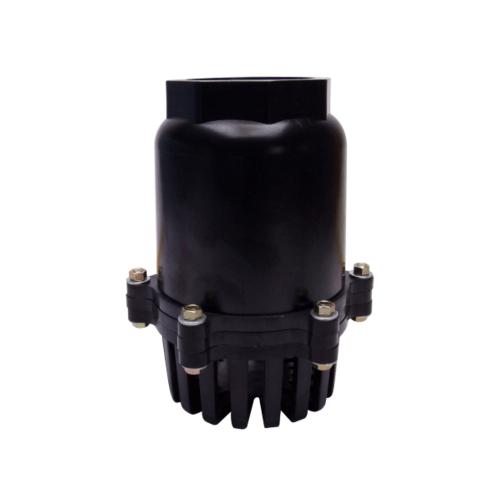 Super Products ฟุตวาล์ว NFV-S PVC 2.1/2 NFV-S ดำ
