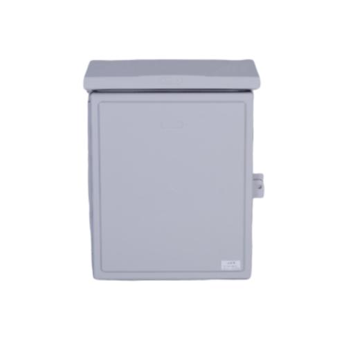 LEETECH ตู้กันน้ำพลาสติกฝาทึบ ขนาด 255 x 300 x 132 มม. CA1012G สีเทา