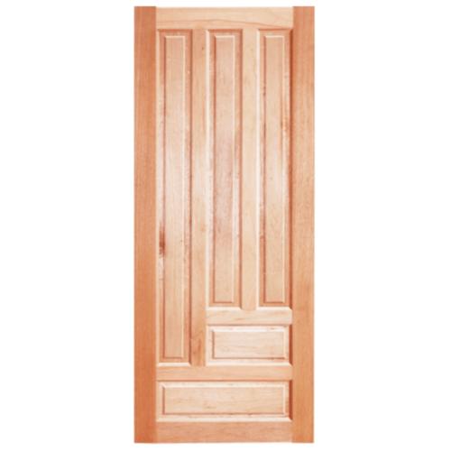BEST ประตูไม้สน ขนาด 80x200 cm. GS-03