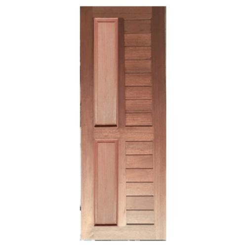 BEST ประตูไม้สน 100x200cm. GS-57