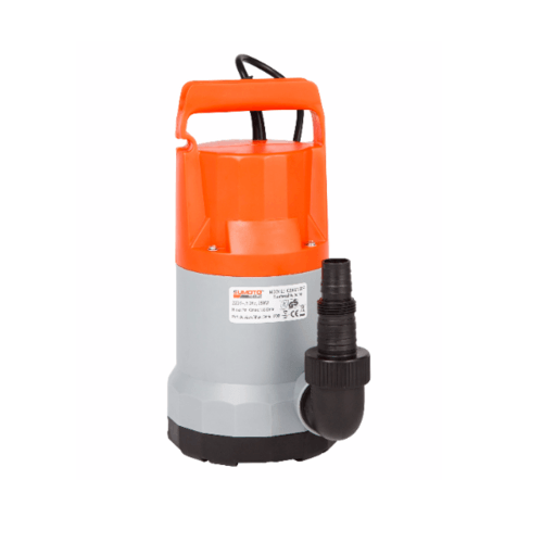 SUMOTO POMPA ปั๊มจุ่มน้ำสะอาด 250 วัตต์ HOBBY 250 สีส้ม