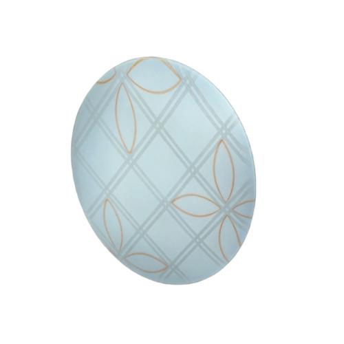 EILON โคมไฟเพดานอะคริลิค 18W เดย์ไลท์ GJXD300P5 สีขาว