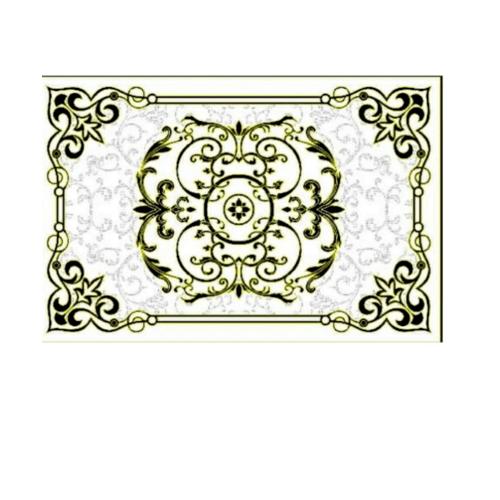 Marbella กระเบื้องปูพื้นไอยรา ขนาด 120x180 cm. GJ60313 (6P/Set)A. สีครีม