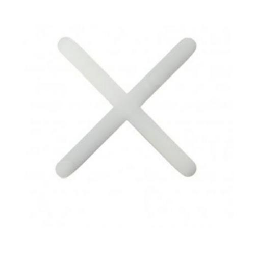 VINON TOOLS อุปกรณ์จัดแนวกระเบื้อง 2มม. (200 ชิ้น/แพ็ค) - สีขาว