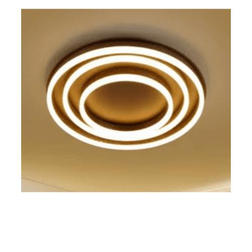 EILON โคมไฟแขวนโมเดิร์น KDX7008 125 W สีเหลือง