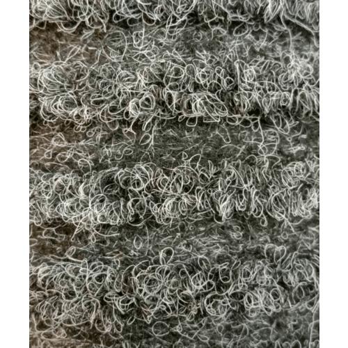 GRAFFE พรมดักฝุ่นกันลื่น ขนาด 90x120ซม. หนา 0.7มม.   CM1000GR912 สีเทา