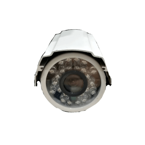 EVISION ชุดบันทึกภาพ DVK-4004(500GB HDD) สีขาว