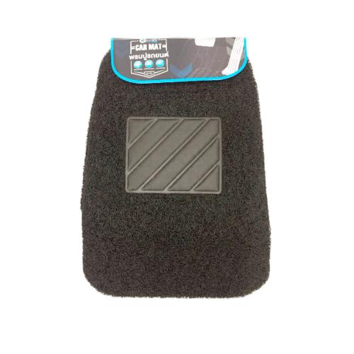 Cover พรมดักฝุ่นรถยนต์ 5 ชิ้น  CMSB40BK5 สีดำ