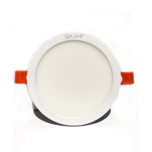 G-LAMP ดาวน์ไลท์ LED (panel) กลม  7w Warmwhite