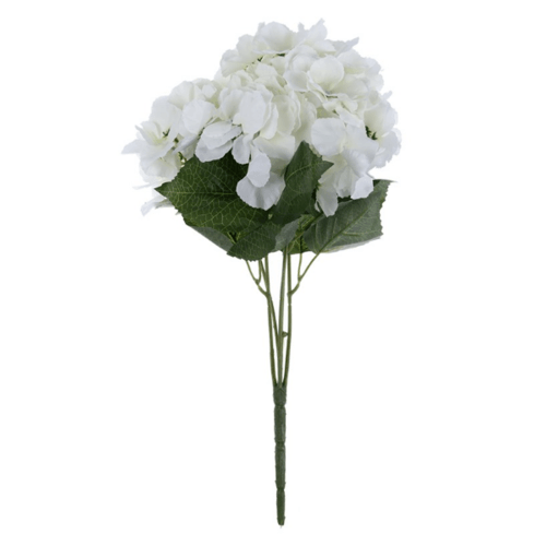 Tree O ดอกไม้ประดิษฐ์ตกแต่ง LL-017 สีขาว