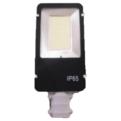 EILON โคมไฟถนนโซล่าเซลล์  LED 200W LZYS015 สีดำ