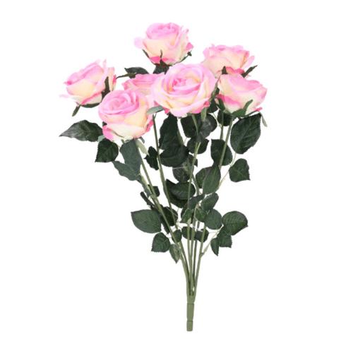 Tree O ดอกไม้ประดิษฐ์ตกแต่ง LL-004  สีชมพู