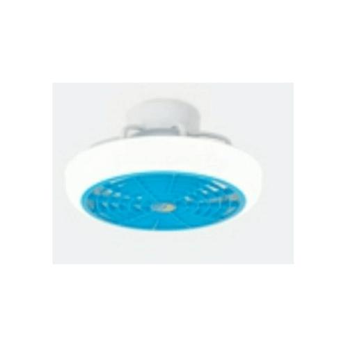 EILON โคมไฟพัดลมเพดาน ZW-0034 สีฟ้าเข้ม