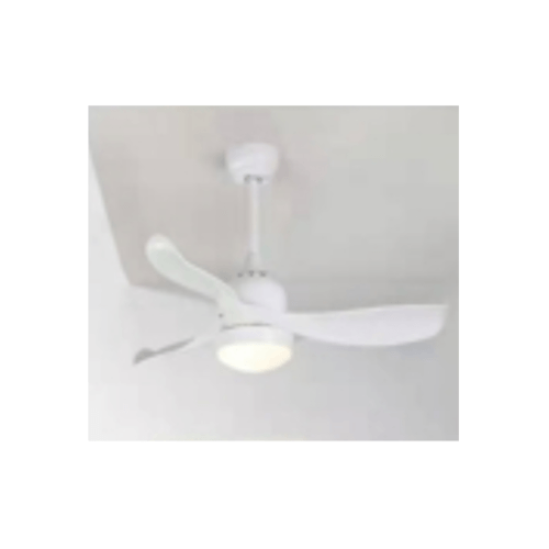 EILON โคมไฟพัดลมเพดาน  ZW-0019/3P สีขาว