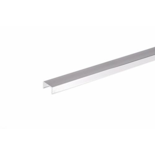 MAC กรุยเชิงอลูมิเนียม 10 มม. ยาว 2 เมตร 2DDY029-S สีเงินเงา